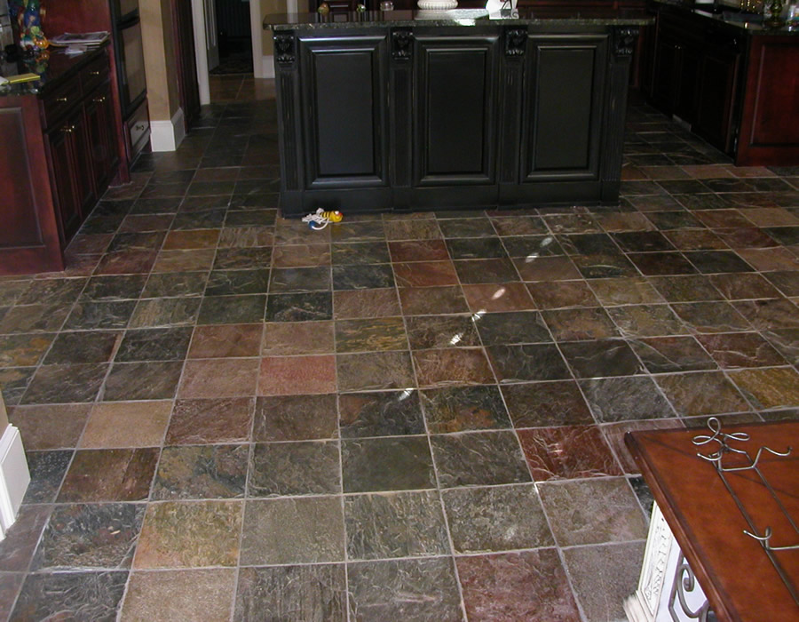 Custom Basement Floor Installation Travertine Installers Suwanee Ga
