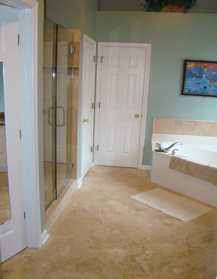 Cumming ga bathroom remodeling company for Custom bathroom renovations