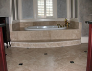 Travertine remodeling