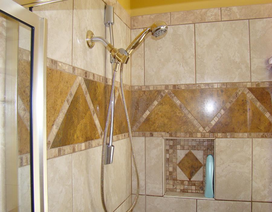 Porcelain Tile Installation Shower Images